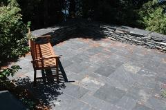 Dallage-Terrasse d'ardoise